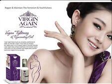 9 Packs of Virgin Again Tightening Gel Original Tight Loose Vagina Herbal Lotion