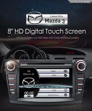 "AUTORADIO MAZDA 3 NAVIGATORE GPS 8"" DVD USB SD CANBUS BLUETOOTH XTRONS PF81M3MS"