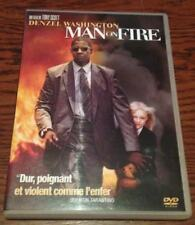 - DVD -  MAN ON FIRE film de Tony SCOTT avec DENZEL WASHINGTON