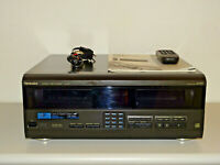 Technics SL-MC7 High-End 110-fach CD-Wechsler, inkl. FB&BDA, 2 Jahre Garantie