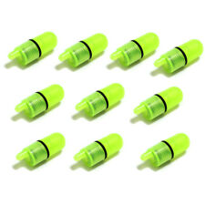 10pcs LED Light Night Tip Clip on Fishing Rod Bite Alarm Alert
