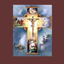DIY Diamond Painting Jesus Christ Religious Cross Stitch Embroidery Home Decor