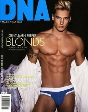 DNA Magazine #146 gay men JOSEPH SAYERS BRYAN SHEAFFER STEVE KUCHINSKY