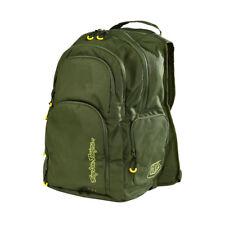 Troy Lee Designs TLD Genesis Backpack Army Green MX ATV Off Road 608003800