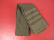 "Vietnam Style US Army OD Green Cotton Neck Towel 42"" x 22"" - MINT Unissued"