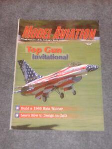 Model Aviation Magazine August 2011