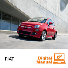 Fiat - Service and Repair Manual 30 Day Online Access