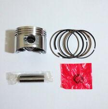 Horizontal 110cc engine piston and piston rings ATV piston ring coating (PVD)