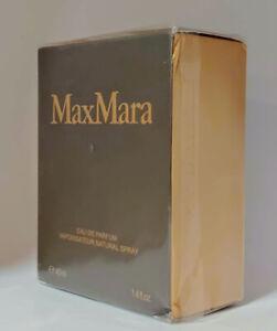 ❤️MAX MARA classic 1.4oz.40ml. Eau De Parfum Spray,SEALED,hard to find!