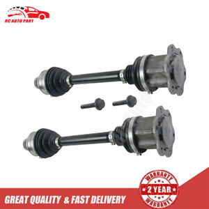 For 2013-2017 Audi Q5 2.0 Liter 305068 2pcs Front Left or Right Axle Shaft