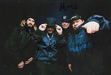 Madball Band Autogramme signed 20x30 cm Bild