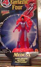 Medusa with Hair Snare Platform Fantastic 4 Action Figure COMPLETE Marvel NM