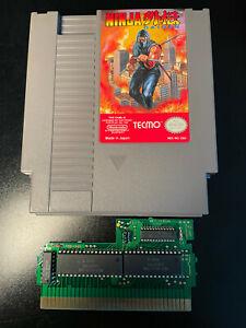 Ninja Gaiden NES (Nintendo Entertainment System 1989) *AUTHENTIC TESTED*