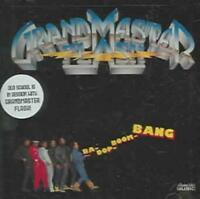 GRANDMASTER FLASH - BA-DOP-BOOM-BANG NEW CD