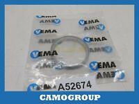 Lock Nut Bearing Hub Wheel Seal Wheel Hub Vema For FIAT 127 128 2600 4243293
