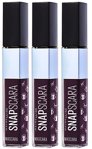 Maybelline Snapscara Mascara, #320 Black Cherry (Pack of 3)