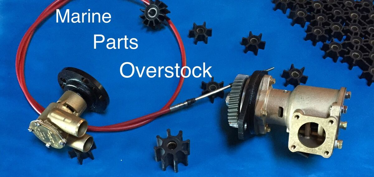 The Marine Parts Overstock Store