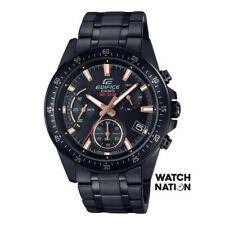 CASIO EDIFICE CHRONOGRAPH EFV-540DC-1BVUDF MEN'S WATCH
