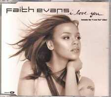 Faith Evans - I Love You - CDM - 2002 - RnB Swing 3TR Alex Avenell