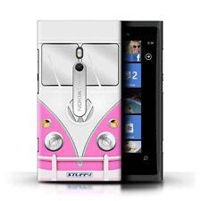 Étuis, housses et coques roses Nokia Lumia 800 pour téléphone mobile et assistant personnel (PDA) Nokia
