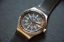 SWATCH Sistem Arrow 51Irony Automatic Swiss Watch YIS403 Hodinkee $195