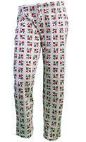 I Love NY New York Lounge Pants Heart Pajama Bottoms Hot Pink