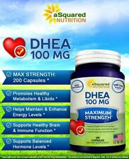 Pure (100mg Max Strength 200 Capsules) to Promote Balanced Hormone Level...