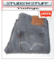 """VINTAGE LEVIS 527'S BOOTCUT FIT JEANS  W34"""" L30"""" APROX SIZE UK 14  (T51)"""