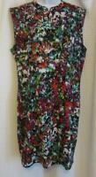 Gorgeous Forever 21 Multicolor Sleeveless Bodycon Dress sz 3X