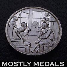 Franklin Mint Sterling Silver Mini-Ingot: 1938 War of the Worlds - Orson Welles