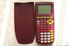 Jolie calculatrice TI82 Stats (piles neuves)