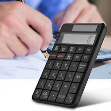 New 2.4G Wireless Number Pad Numeric Keypad Keyboard & Calculator for Laptop PC