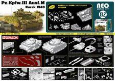 1/35 Dragon Pz.Kpfw.III Ausf.M Kursk 1943 #6521