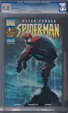 Peter Parker Spider-man # 1 CGC 9.8 Marvel Dynamic Forces Edition