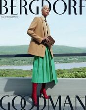 BERGDORF GOODMAN MAGAZINE FALL 2019 COLLECTIONS FENDI TOM FORD NEW NO LABEL
