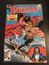 Hawkman#4 Incredible Condition 9.0(1986) Zatanna App!!