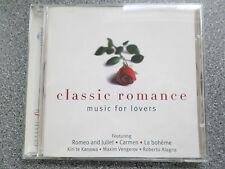CLASSIC FM - CLASSIC ROMANCE MUSIC FOR LOVERS  - CD - ALBUM