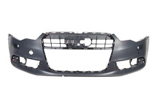 AUDI A6 (4G/C7) 2012 - 2014 Front Bumper Cover with holes for parking sensors