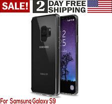 Samsung Galaxy S9 Ultra Thin Crystal Clear Rigid PC Panel Hard Phone Case Cover