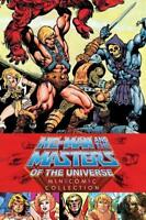 He-man And The Masters Of The Universe Minicomic Collection Various