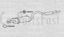 Exhaust Rear Box Suzuki Grand Vitara 2.0 Diesel ATV/SUV 09/1998 to 03/2001