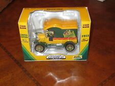 1998 Die Cast Gearbox Limited Coin Bank 1912 Ford Crayola Truck NEW Mint