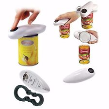 Automatic Electric Can Tin Bottle Opener Touch Free Operater No Hands Jars