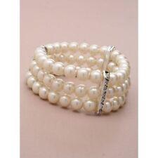 Pearl Bangle Unbranded Costume Bracelets