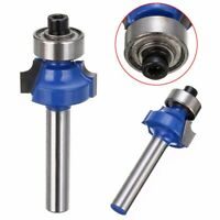 """1/4"""" Radius Round Over Router Bit Woodworking Chisel Cutter Tool 1/4"""" Shank"""