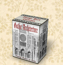 Gothic Architecture Books on DVD Medieval Ecclesiastical Church Military Art 50