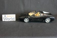 Mira Ferrari 512 TR Targa 1991 1:18 black (PJBB)