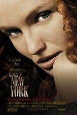 Gangs of New York - original movie poster - 27x40 Diaz