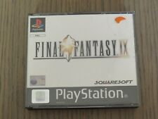 JEU PLAYSTATION PS1   FINAL FANTASY IX