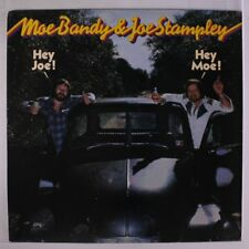 "MOE BANDY & JOE STAMPLEY ""Hey Joe! Hey Moe!"" BRAND NEW FACTORY SEALED 1981 LP"